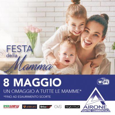 Airone Festa della Mamma FACEBOOK_Airone FACEBOOK Post 618x618