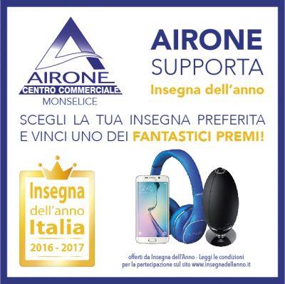 Airone  - INSEGNA DELL'Anno FACEBOOK_Airone Facebook POST