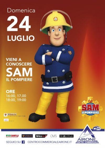 Airone - SAM IL POMPIERE A4-01